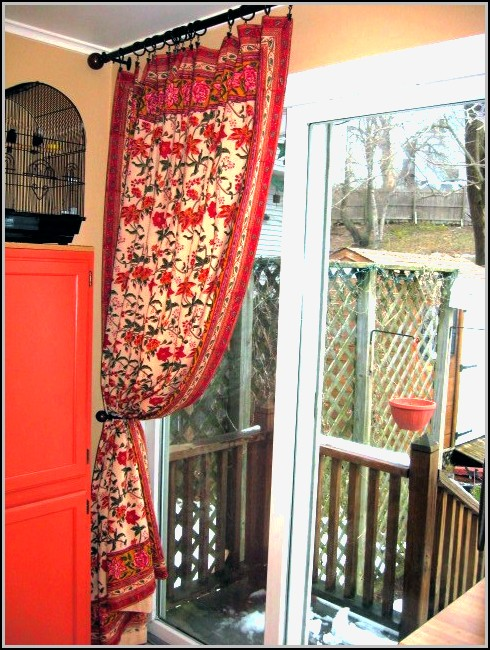 Drapes For Patio Sliding Doors