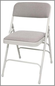 Padded Folding Chairs Bjs