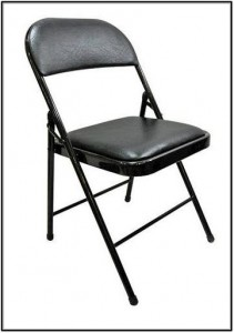 Padded Folding Chairs With Arms