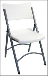 Plastic Folding Chairs Used