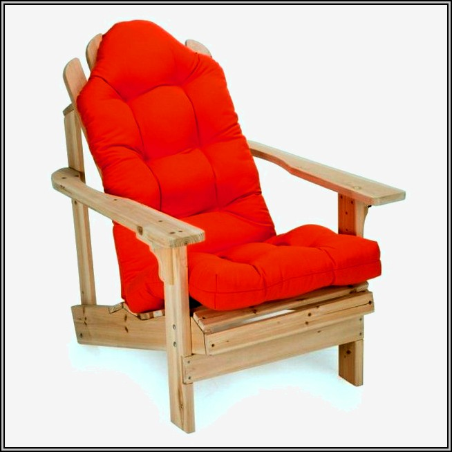 Adirondack Chair Cushions Sunbrella