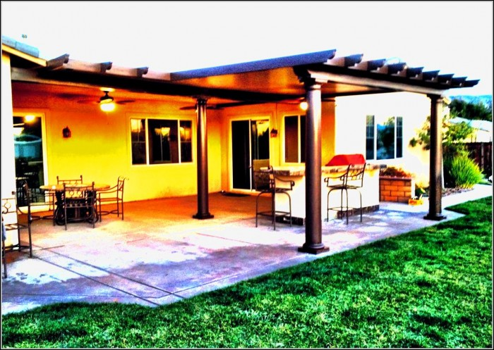 Aluminum Patio Covers Orange County Ca
