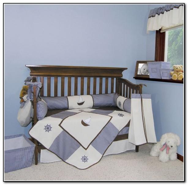 Baby Boy Bedding Nautical