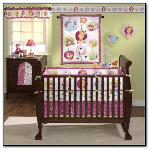 Baby Girl Crib Bedding Princess Beds Home Design Ideas