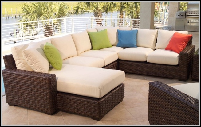 Outdoor Patio Furniture Wicker Patios Home Design