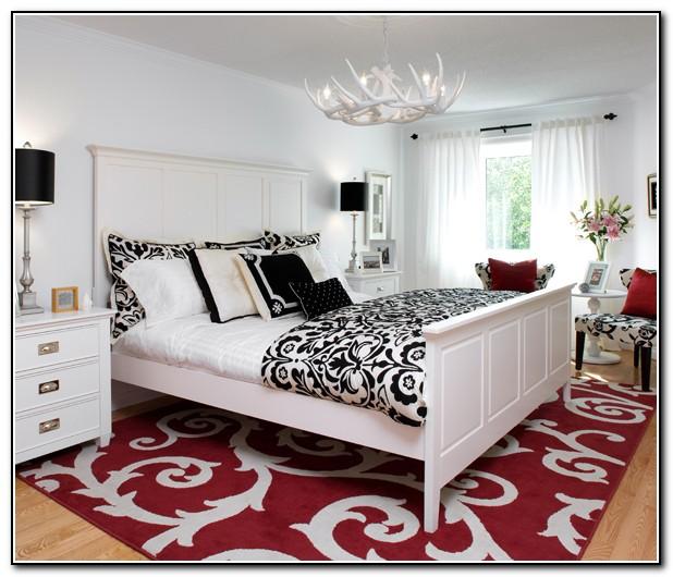 Childrens Bedroom Wallpaper Bedroom Door Paint Bedroom Bins Uk Bedroom Design Blueprint: Black And White Bedding Queen