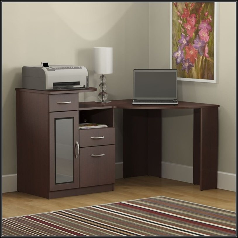 Bush Office Furniture Corner Desk