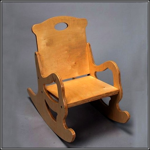 Childrens Wooden Rocking Chairs