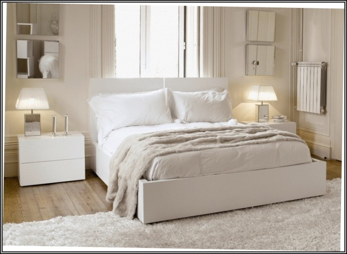Contemporary Bedroom Furniture White