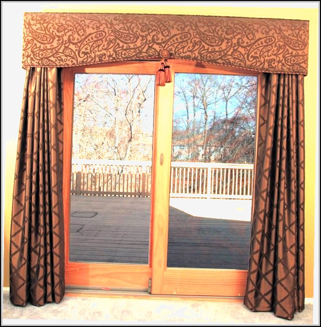 Coverings For Sliding Patio Doors