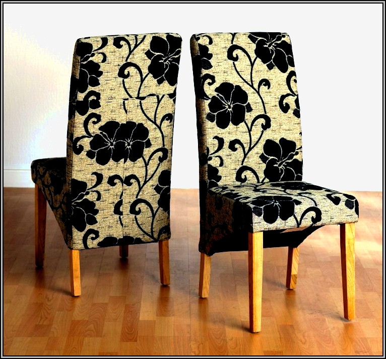 Dining chair covers pattern chairs home design ideas for Furniture covers patterns
