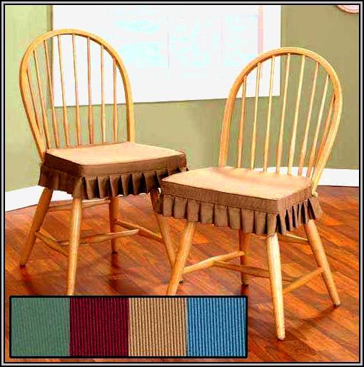 Diy Kitchen Chair Cushions