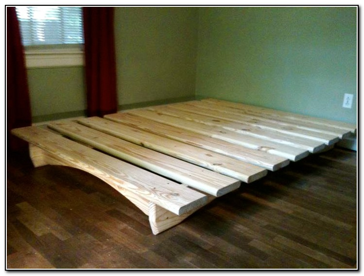 Diy Queen Platform Bed Plans Beds Home Design Ideas
