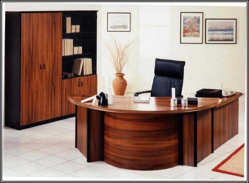 Executive office furniture layout ideas general home for Office desk layout ideas