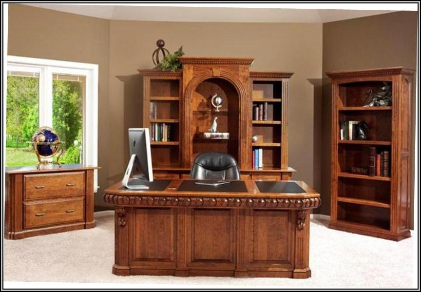Executive Office Furniture Suites