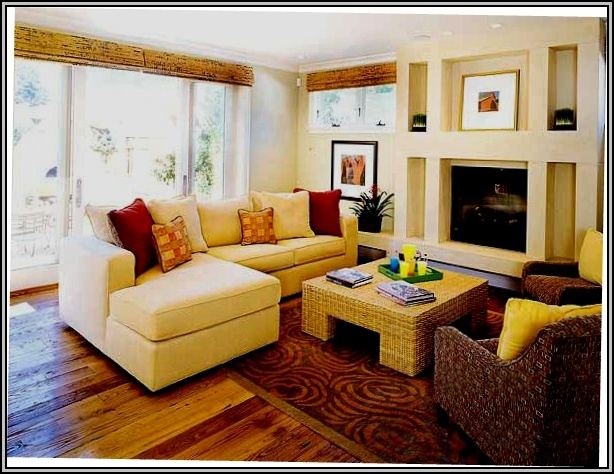 Family Room Furniture Layouts