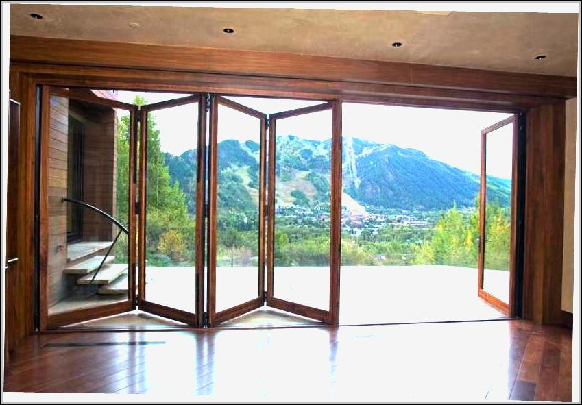 Folding patio doors houston download page home design for Folding patio doors with screens