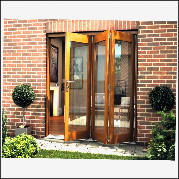 Folding patio doors with screens patios home design for Folding patio doors with screens