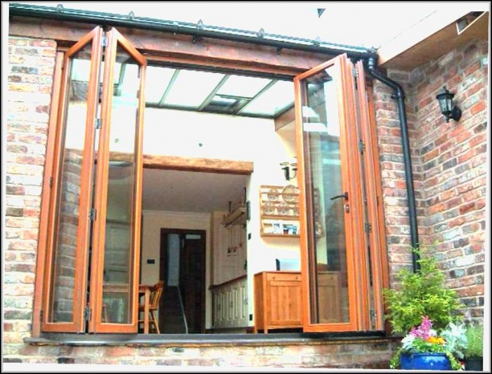 Folding Patio Doors Los Angeles Patios Home Design