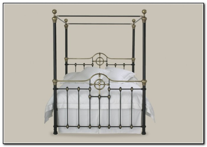 Four Poster Bed Nz