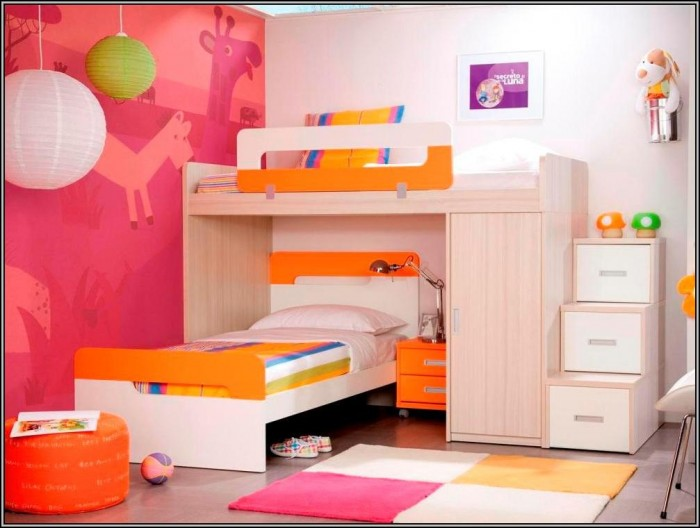 Funky Childrens Bedroom Furniture