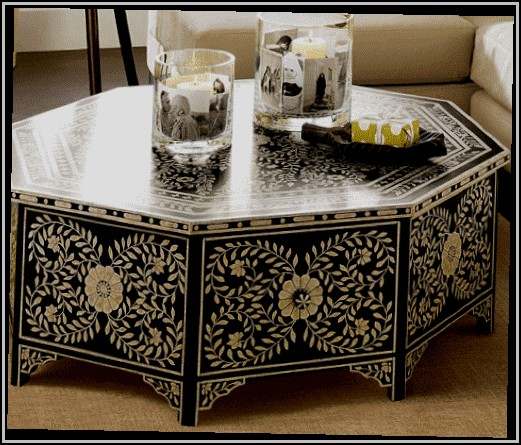 Funky Hand Painted Furniture Ideas