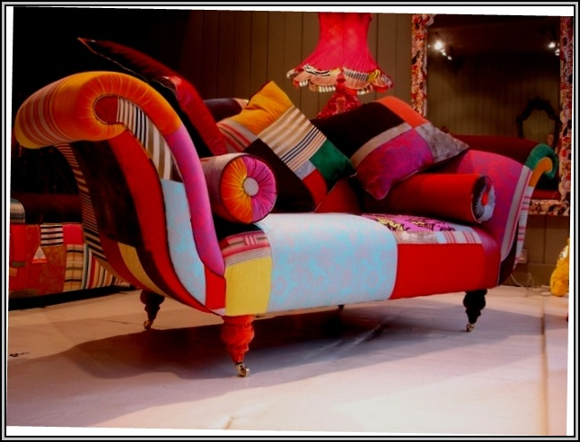 Funky Painted Furniture Ideas
