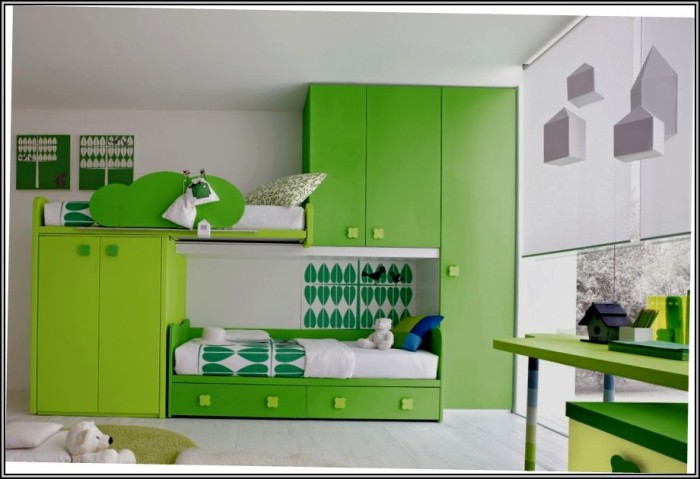 Green Painted Furniture Ideas