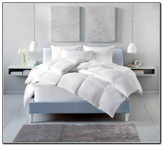Hotel Collection Bedding Heavy Down Comforter