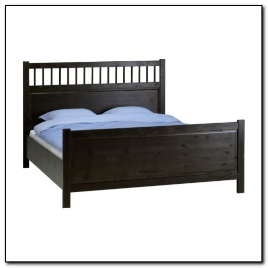 Ikea Bed Frame Black