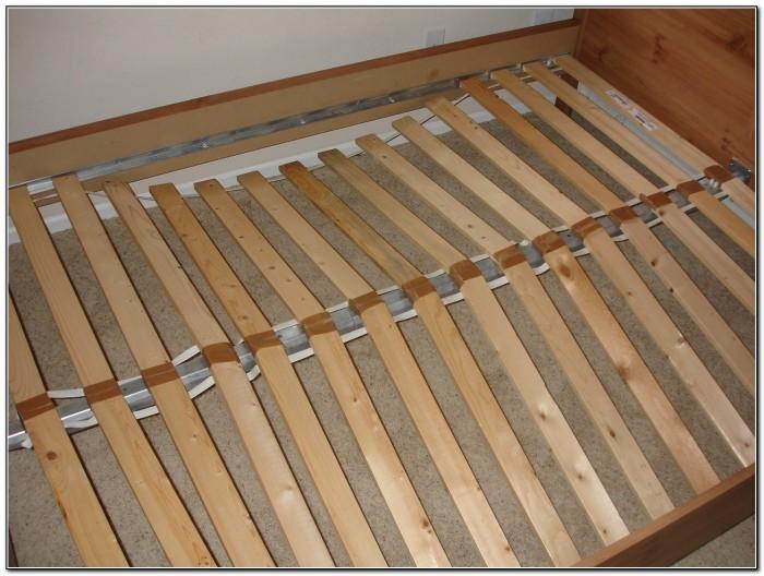 Ikea Bed Frame Slats