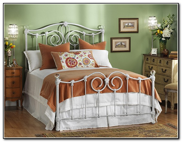 Iron Bed Frames Queen