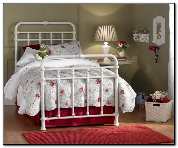 Iron Bed Frames Twin