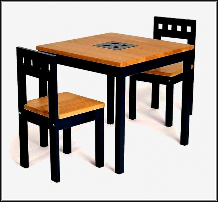 Kids Table And Chairs Wooden