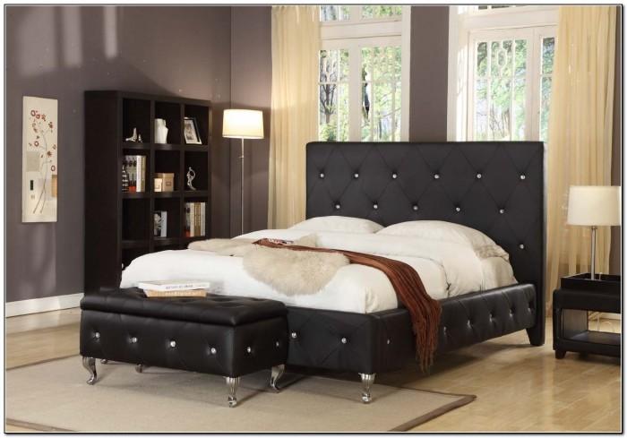 King Bed Frame Design