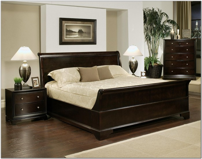 King Size Bed Frame Ideas