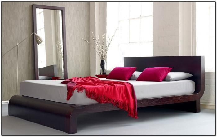 King Size Bed Frame Modern