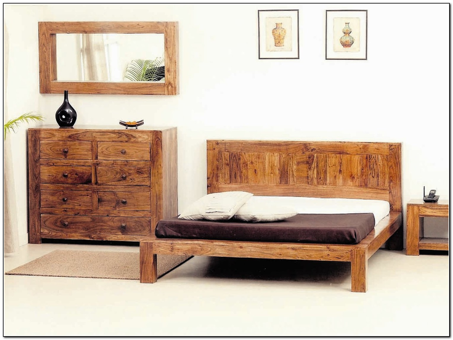 King Size Bed Frame Singapore