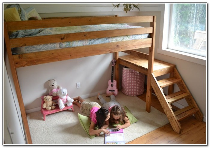 Loft Beds For Kids Plans