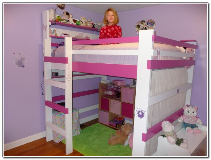 Loft Beds For Kids Uk