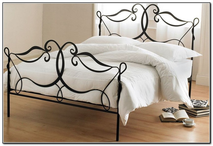 Metal Bed Frame Designs
