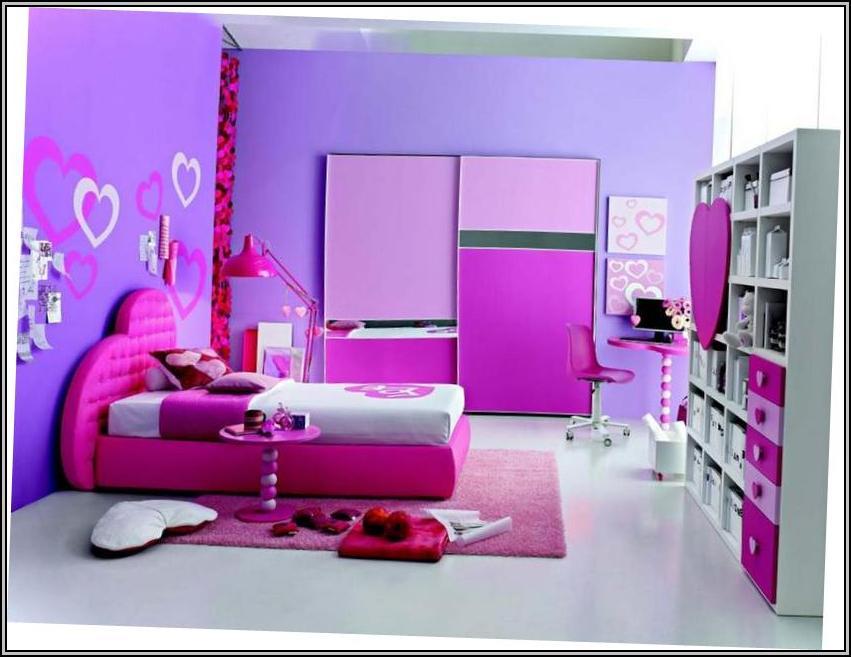 Modern Girls Bedroom Furniture