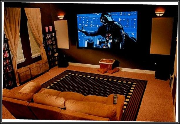 Modern Home Theater Furniture