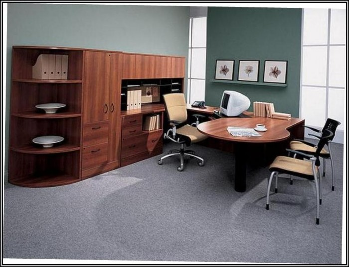 Modular Executive Office Furniture