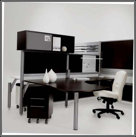 Modular Office Furniture Plan