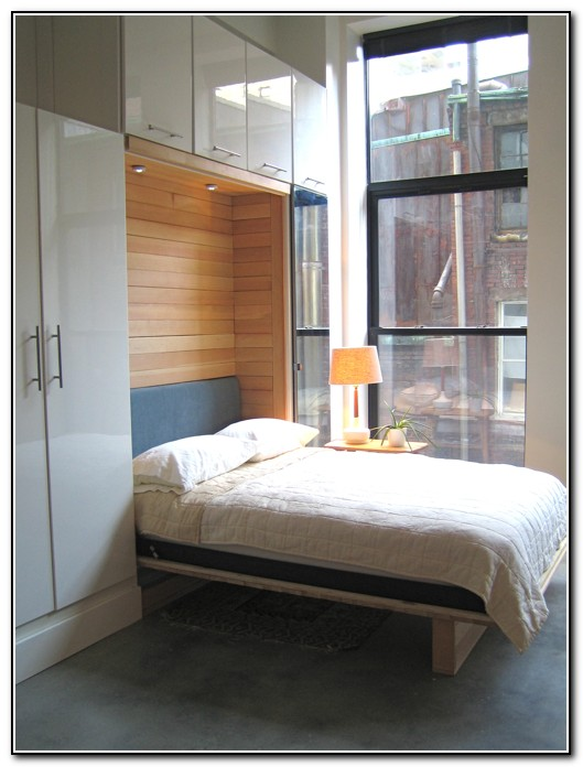 Murphy Bed Ikea Hack