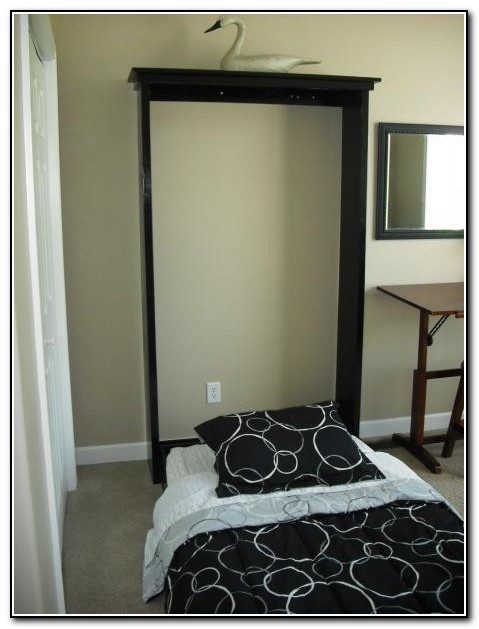 Murphy Bed Kit For Closet Beds Home Design Ideas