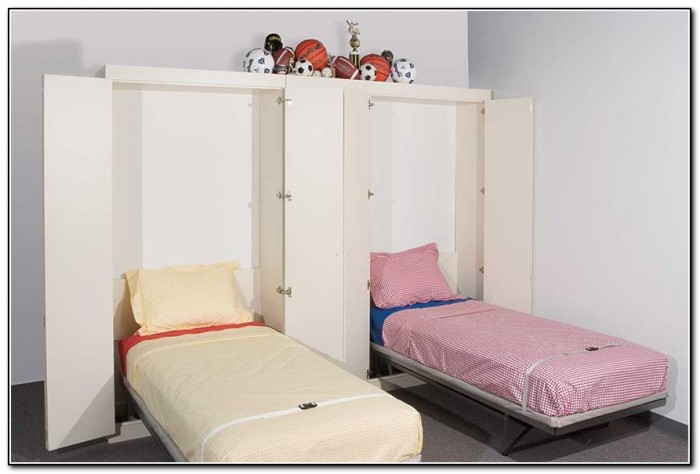 Murphy Bed Kit Twin