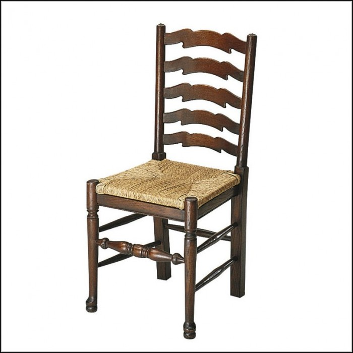 Oak Dining Chairs Antique