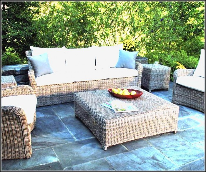 Outdoor Patio Cushions For Wicker Furniture